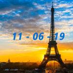 11-06-19: Texto predictivo en el Bloc de Notas, Francia sin autos a combustión y más...
