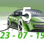 Baterías de autos que se cargan en 5 minutos, llega Microsoft Defender y más