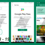 El sistema de suscripción Google Play Pass, Youtube permite transmitir en directo la pantalla del celular y más