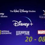 Detalles de Disney Plus, juegos de Google Stadia y más