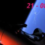 El Tesla Roadster de SpaceX completa su primer órbita, nuevas funciones en WhatsappWeb y más