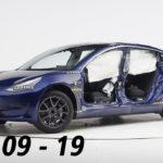 Tesla Model 3 logra máxima calificación de la IIHS, se viene el modo incógnito para Google Maps y más