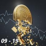 Fuerte caída de Bitcoin, TikTok bajo censura china y más