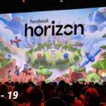 Facebook presentó Horizon, su mundo de realidad virtual, y nuevas funciones en Oculus Quest