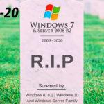 Chau Windows 7. Cambios en el algoritmo de Google. Bitcoin sube fuerte. Y más!