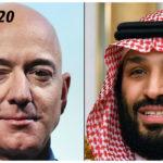 El príncipe saudí habría hackeado a Bezos. Efecto 2038. Nuevas funciones en Tinder.