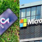 Microsoft podría quedarse con Tik Tok